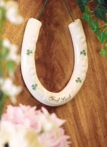 Traditional Irish Wedding Horseshoe