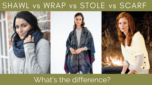 Shawl Vs Wrap Vs Stole Vs Scarf What S The Difference Explore