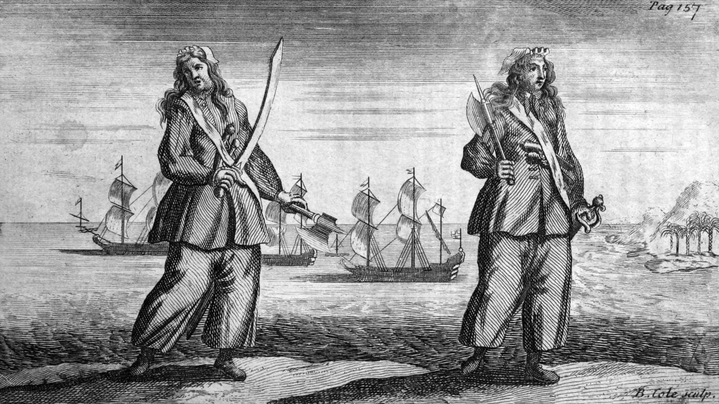 Warrior Women of Irish History