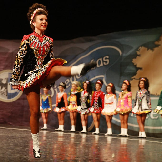 Irish Dance Costume