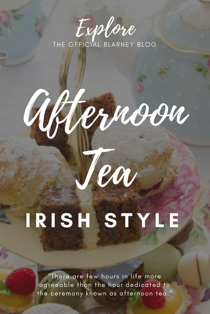 Afternoon Tea, Irish Style