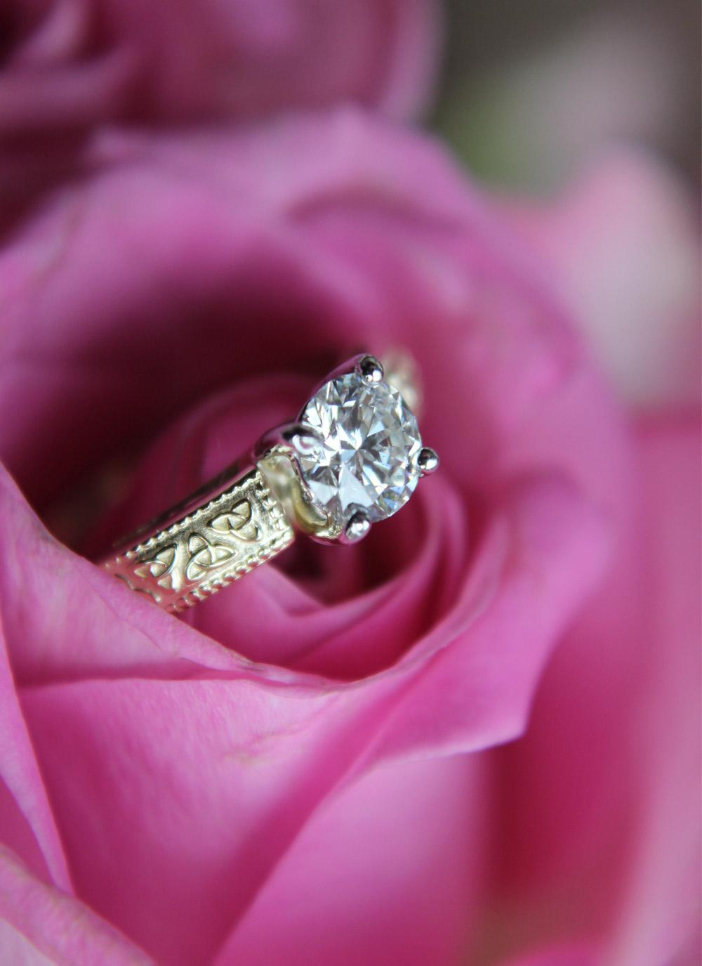 How To; A Shopping Guide For Engagement Rings | Explore Blarney Blog