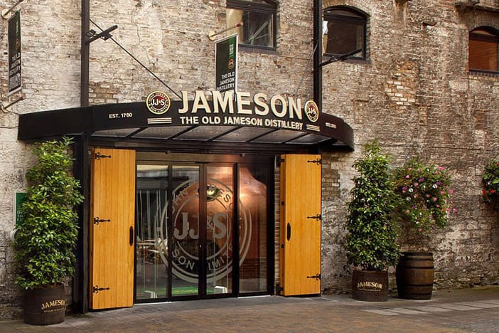 Whiskey Tasting at the Old Jameson Distillery