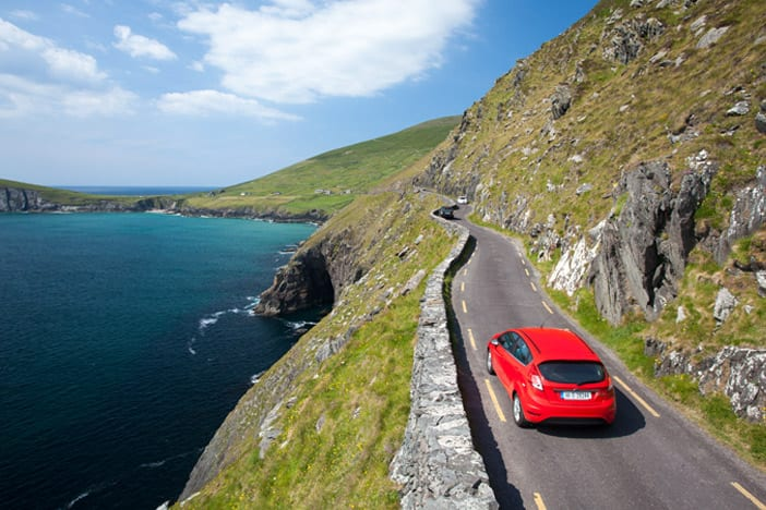 Treat your dad to a road trip along the Wild Atlantic Way