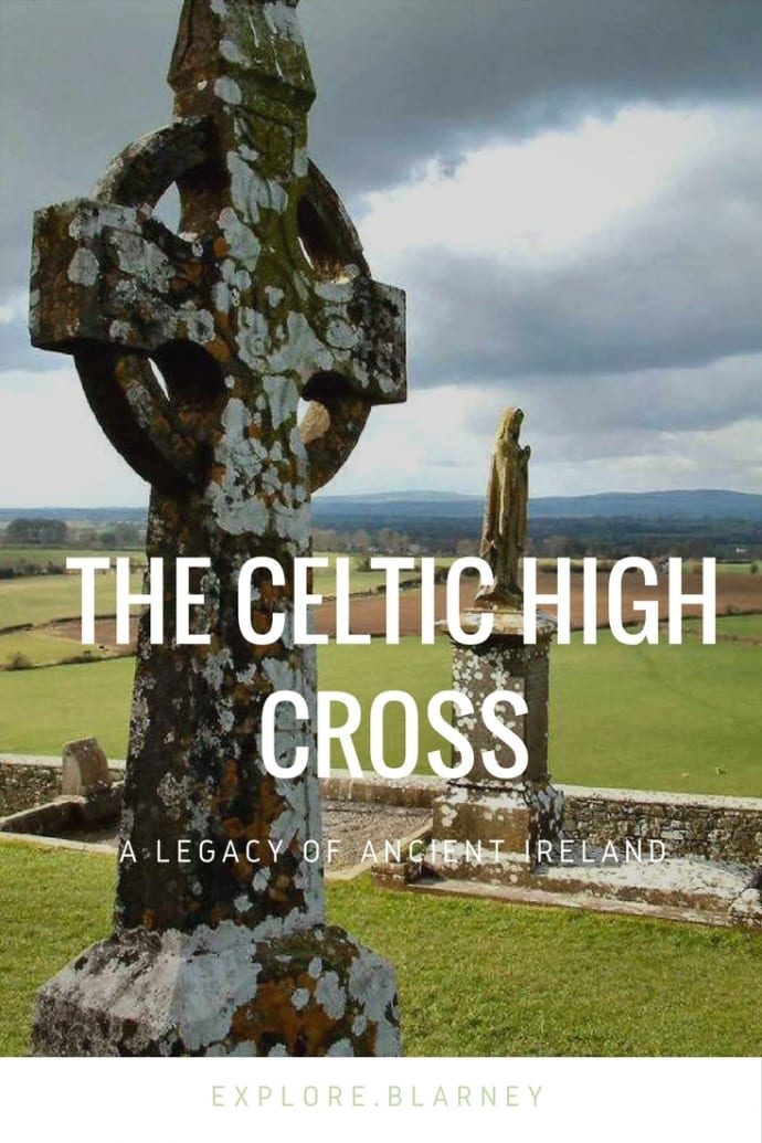 THE CELTIC HIGH CROSS