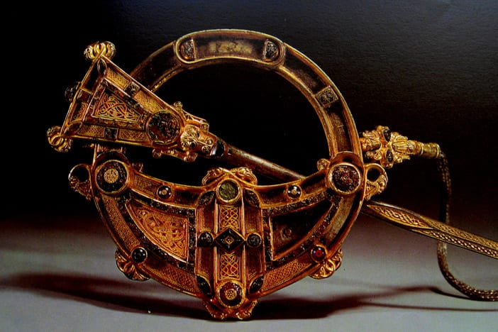 The Tara Brooch: A True Irish Treasure