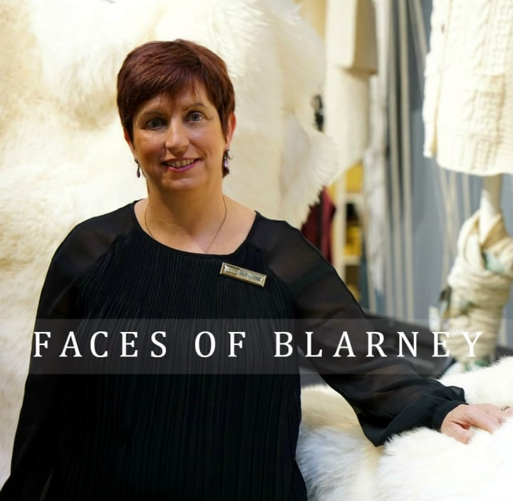 Faces of Blarney: Meet Geraldine
