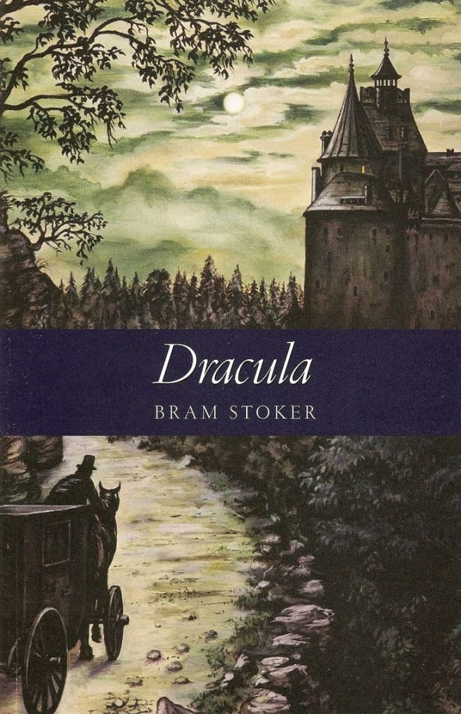 Dracula, Image Source: Pinterest