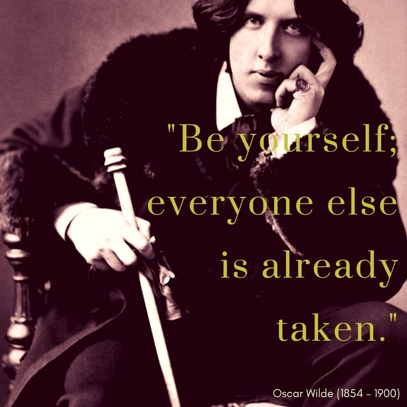 Irish quotes: Oscar Wilde