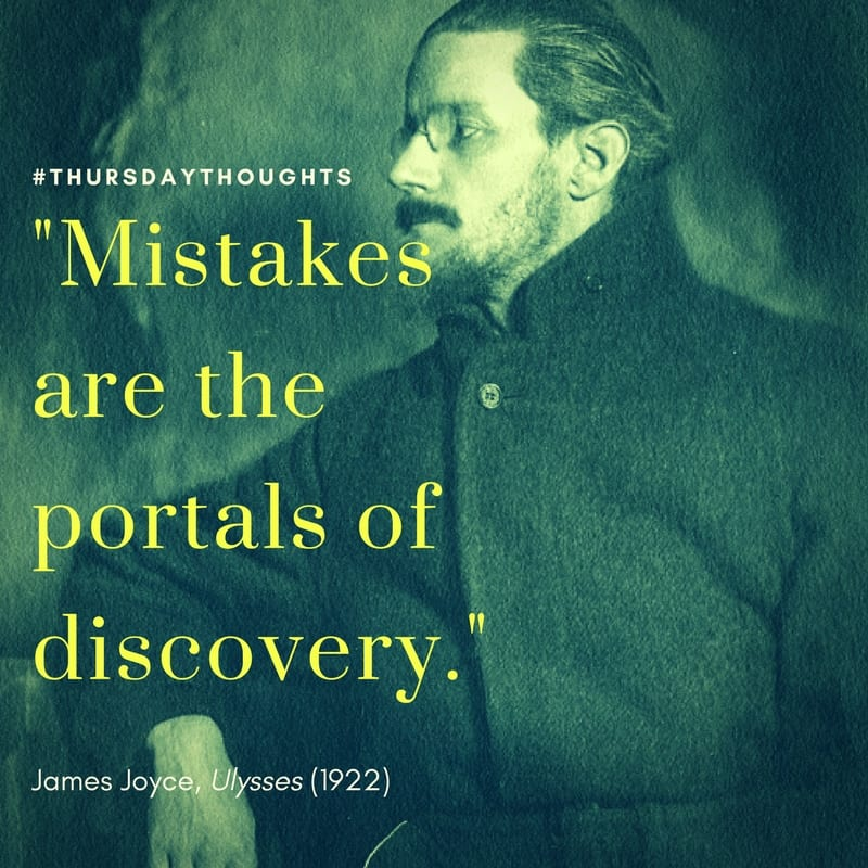 Irish quotes: James Joyce
