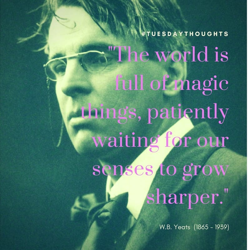 Irish quotes: W.B. Yeats