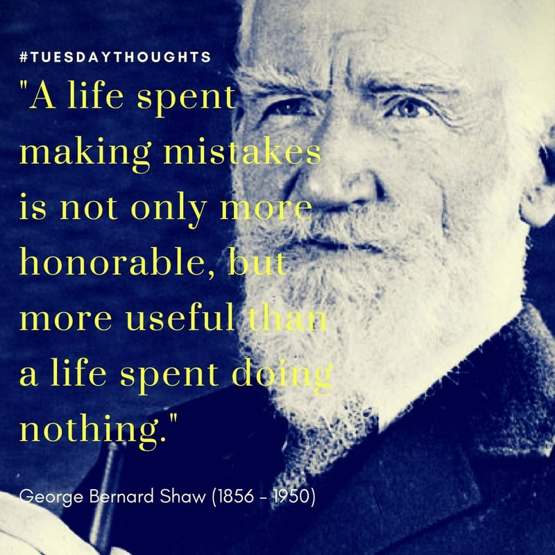 Irish quotes: George Bernard Shaw