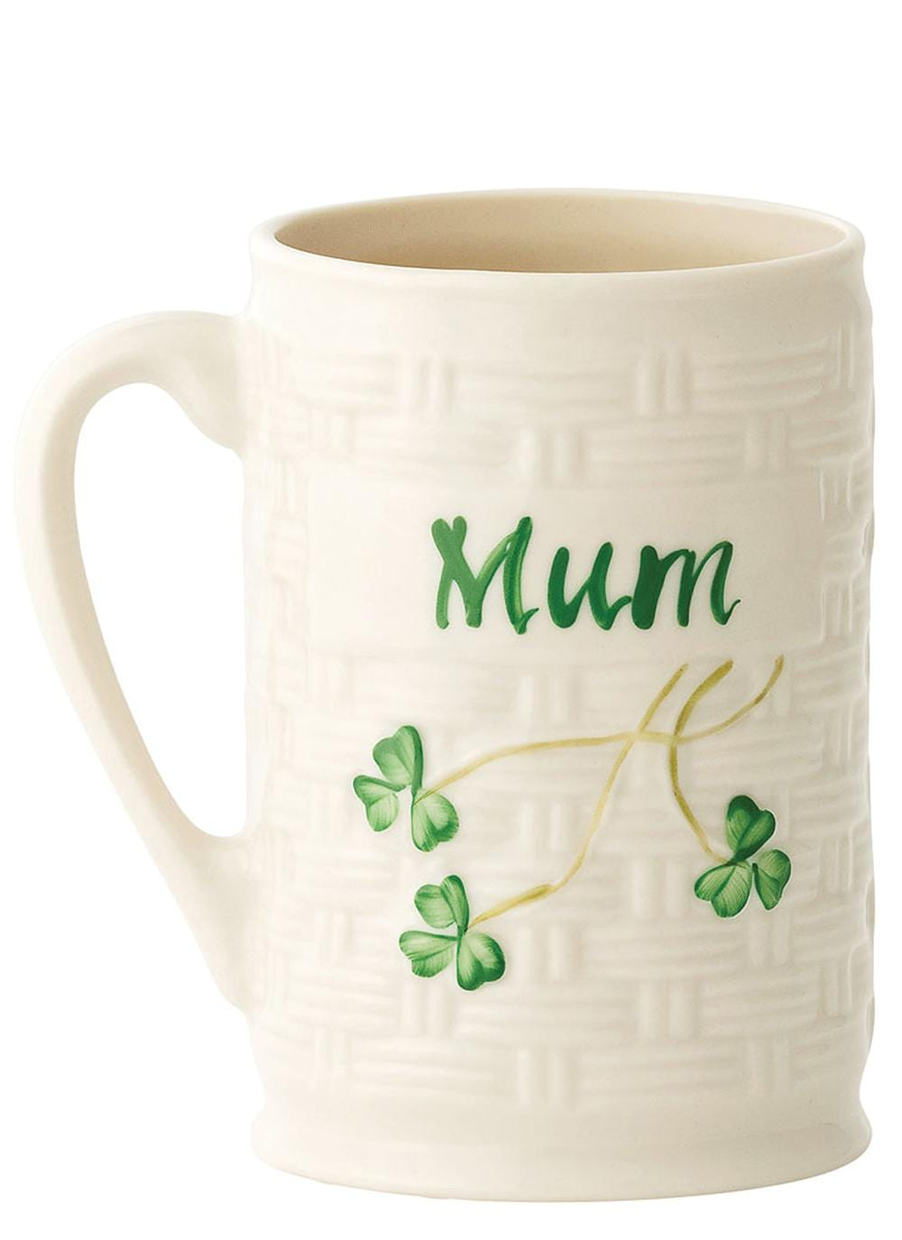 Belleek Mum Mug, US$29