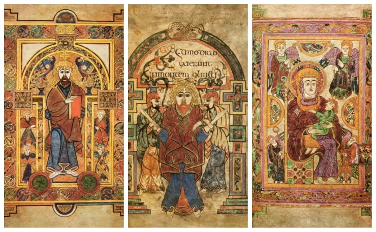 The Book Of Kells A Treasure Of The Western World Explore Blarney
