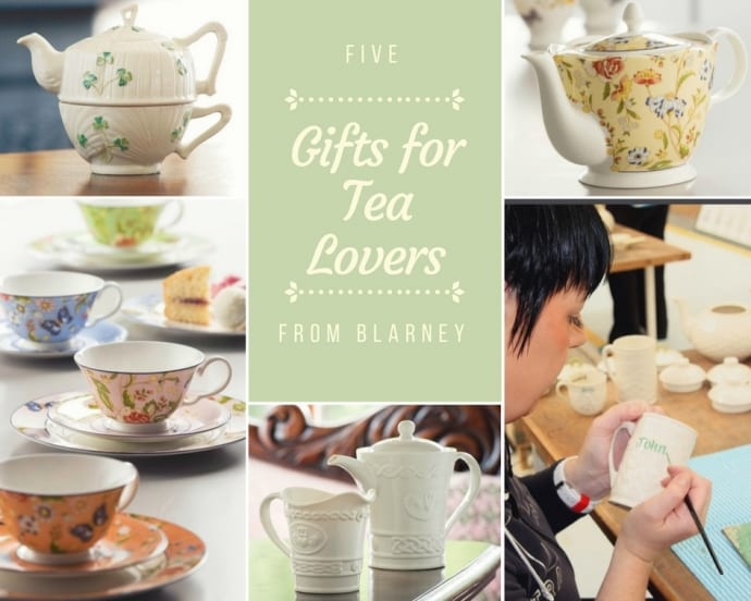 Five Gifts for Tea Lovers