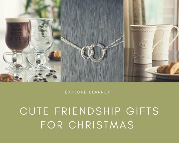 5 Cute Friendship Gifts for Christmas